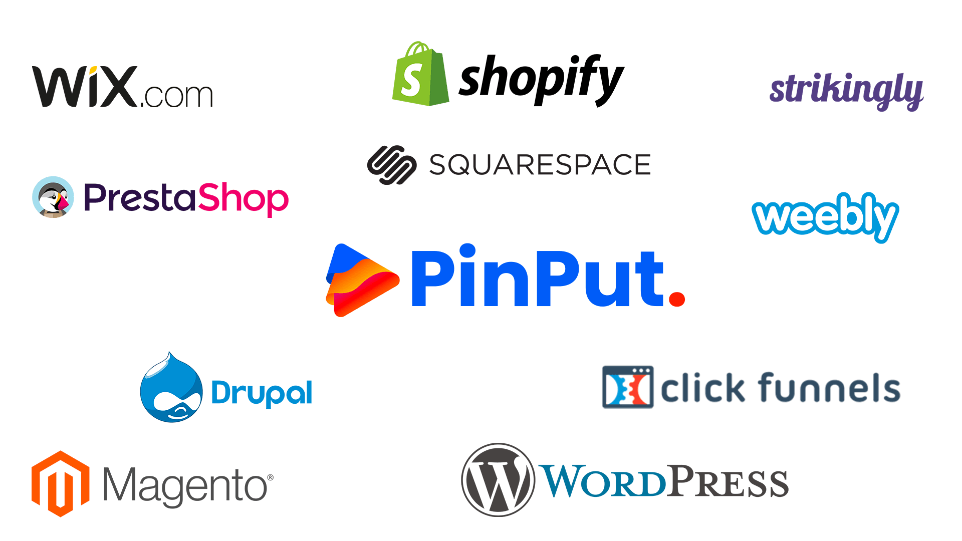 pinput outils applications integrations